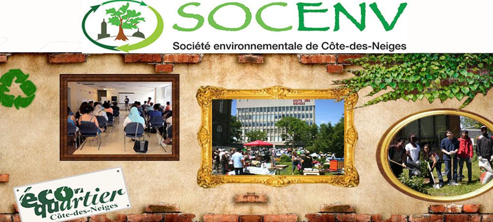 SOCENV – Société environnementale de Côte-des-Neiges